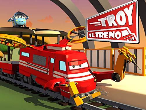 Troy Il Treno In Train Town