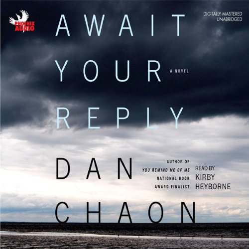 Await Your Reply audiobook cover art