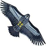 Cometa De PáJaro áGuila Grande Para NiñOs Y Adultos - Envergadura Enorme Y DiseñO Realista - FáCil De Montar Y Volar - Excelente Juguete Al Aire Libre - Es Un Gran Regalo