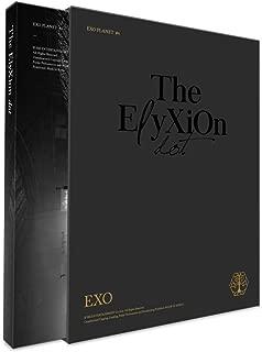 EXO - EXO Planet #4 -The EℓyXiOn [dot]- 180p Photobook+2CD+Lyrics+1Photocard+Double Side Extra Photocards Set