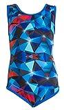 Zagano Adam Lipski Kinder Schwimmanzug, 7003, 01-blau, Gr.146