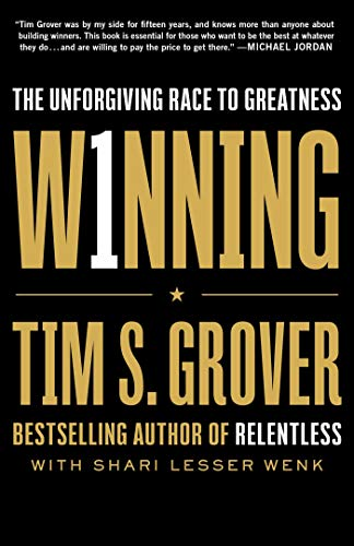 Real Estate Investing Books! -  Winning: The Unforgiving Race to Greatness (Tim Grover Winning Series)