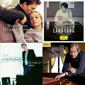 Klaviermusik zum Entspannen
