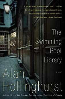 The Swimming-Pool Library (Vintage International) by [Alan Hollinghurst]