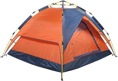 Linana Tente extérieure, Trois Personnes sont Libres d'ouvrir Une Tente de Camping en Montagne Double, Peut être utilisé comme auvent Compte Interne Peut être utilisé Seul