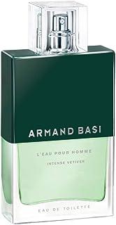 Armand Basi LEau Pour Homme Intense Vetiver Edt Vapo 75 Ml 75 ml