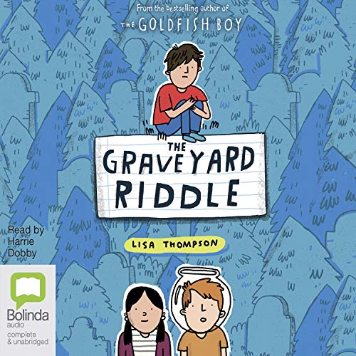 The Graveyard Riddle cover art