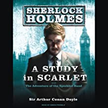 A Study in Scarlet: A Sherlock Holmes Novel