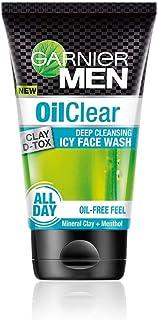 Garnier Men Oil Clear Face Wash, 100G 100Gm