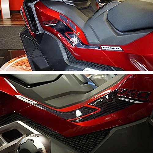 Adhesivos 3D protectores Boomerang laterales compatibles con Honda Forza 750 2021