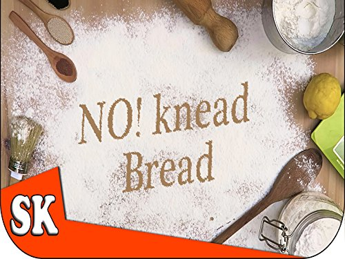 How to Make No Knead Bread - Introduction to Bread Making