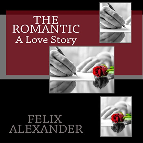 The Romantic audiobook cover art