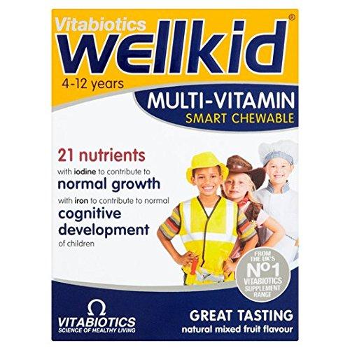 Vitabiotics Bueno Kid Multivitamins 30 per pack
