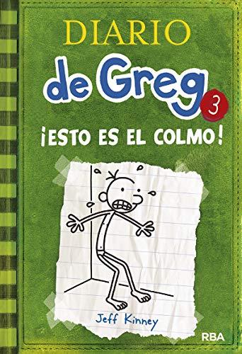 Diario De Greg 3: ¡Esto Es El Colmo!: 003