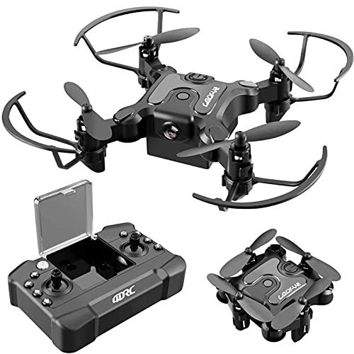 JJDSN Faltbare Mini-Drohne für...