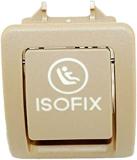 WYQ 2059200513 Beige ISOFIX Switch Cover For Mercedes W205 C300 C350 C200 C180 15-16