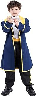 COCO1YA(ココイチヤ) ハロウィン 子供用 男の子 仮装 王子 国王 王様 陛下 王子様 コスプレ衣装 キッズ 変装 ハロウィン衣装 子供 パーディー用 舞台 クリスマス 演出服