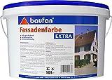 Baufan Fassadenfarbe EXTRA 10 Liter