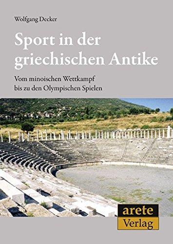 Sport in der griechischen Antike: Vom minoischen Wettkampf bis zu den Olympischen Spielen