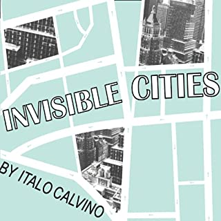 Invisible Cities cover art