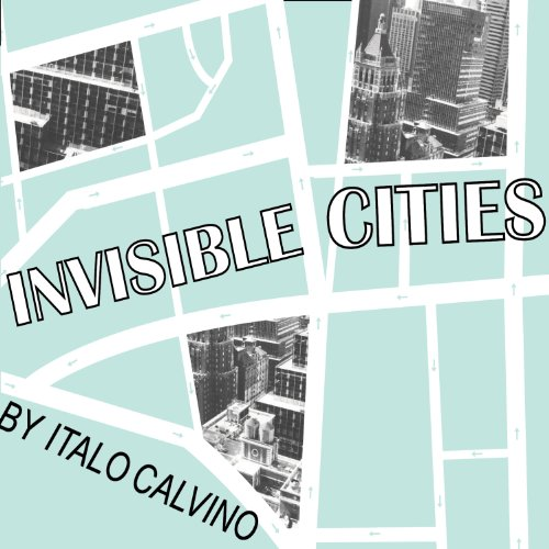 Invisible Cities audiobook cover art