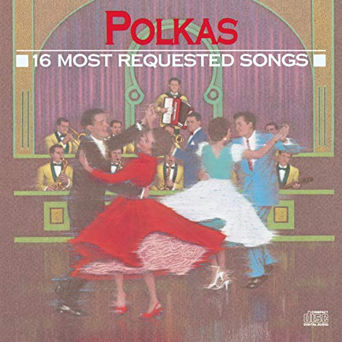 16 Most Requested Polkas [Importado]