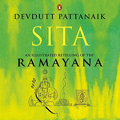 Sita: An Illustrated Retelling of the Ramayana Audiobook By Devdutt Pattanaik cover art