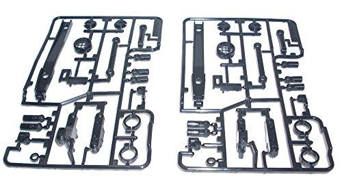 TAMIYA Ersatzteil Toyota Land Cruiser 10005522 Radaufhängungen (2x) D-Teile TLC®