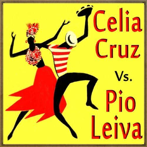 Celia Cruz & Pío Leiva