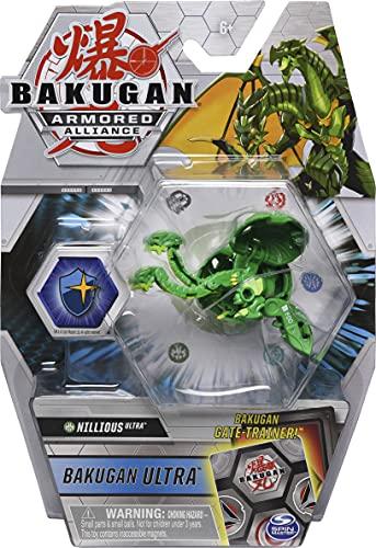 BAKUGAN Armored Aliance - Nillious