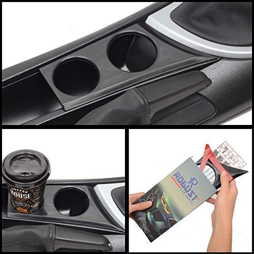 Car Cup Holder Black For Bmw 1 Series Fits 116 116i 118 118i 118d 120d 120i E87 E81 E82 E88
