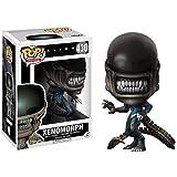 Funko Xenomorph: Alien - Covenant x POP! Movies figura de vinilo y 1 paquete protector gráfico de plástico PET [#430 / 13094 - B]