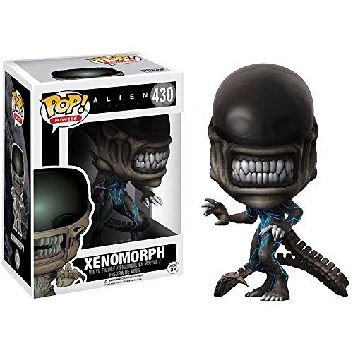 Funko Xenomorph: Alien – Patto x POP! film in vinile e 1 pellicola protettiva in plastica PET [#430/13094 – B]