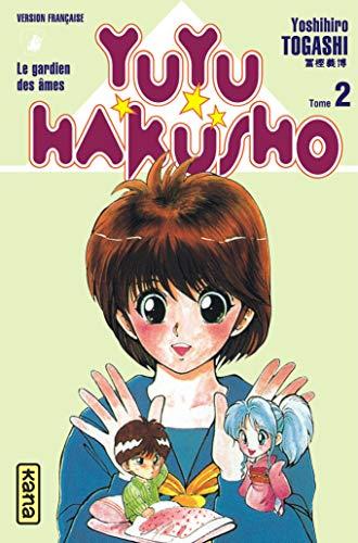 Yuyu Hakusho - Tome 2