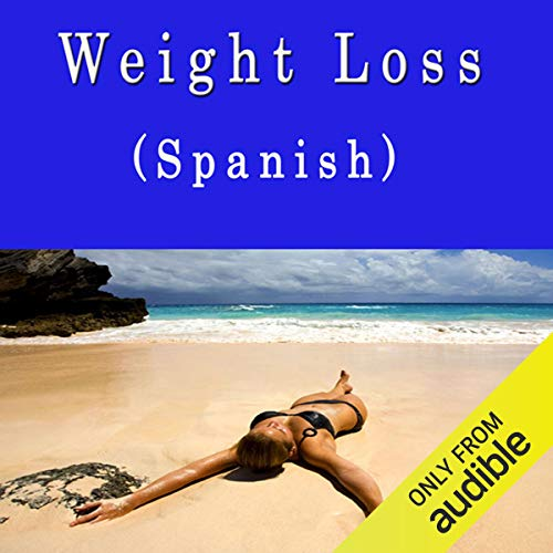 Weight Loss Self Hypnosis audiobook cover art