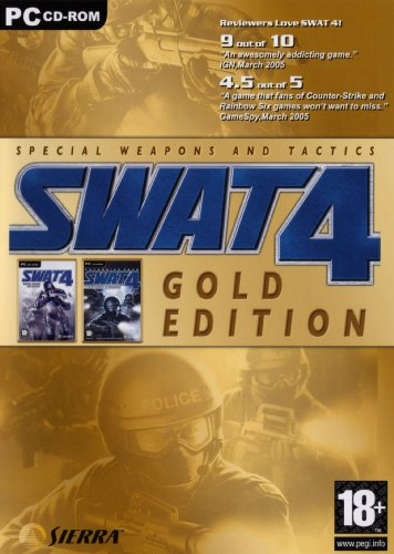 SWAT 4: Gold Edition (PC) [Importación inglesa]