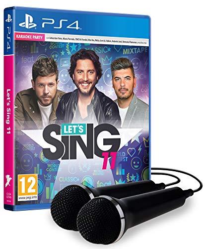 Let\'S Sing 11 - Edición Estándar Con 2 Micrófonos
