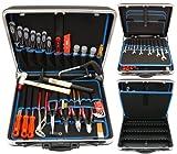 Famex 620-79 Werkzeug Set High-End Qualität in ABS Schalenkoffer 32L