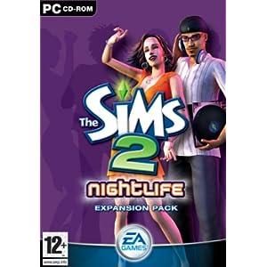 The Sims 2: Nightlife Expansion Pack (PC CD) [Edizione: Regno Unito]