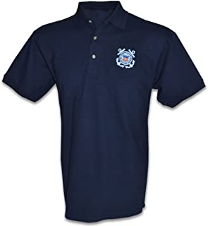 us coast guard polo shirts