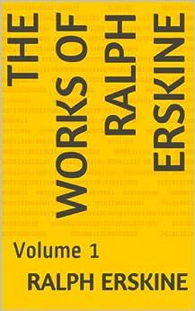[Ralph Erskine]のThe Works Of Ralph Erskine: Volume 1 (English Edition)
