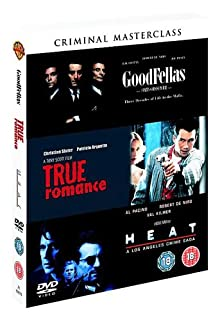 Criminal Masterclass : Goodfellas / True Romance / Heat (3 Disc Box Set) [DVD] [2006] (B000I0QSN0) | Amazon price tracker / tracking, Amazon price history charts, Amazon price watches, Amazon price drop alerts