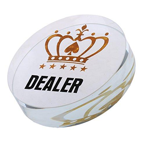 dailymall All-in Chip für Pokerspiel - B, wie beschreiben