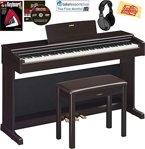 Yamaha Arius YDP-144 Traditional Console Digital Piano - Rosewood...