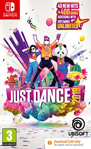 Just Dance 2019 Nintendo Switch (Code in Box) (Nintendo Switch)