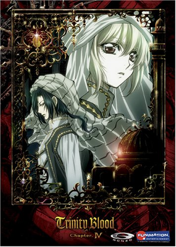 Trinity Blood 4 [DVD] [Region 1] [US Import] [NTSC]