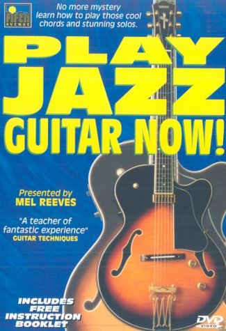 Play Jazz Guitar Now [Import anglais]