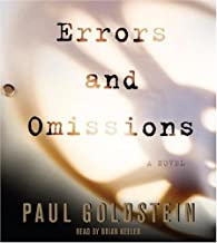 Errors and Omissions: A Novel