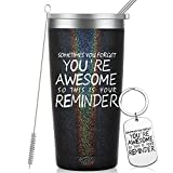 Thank You Gifts, Funny Inspirational Birthday Gifts for Women,...