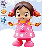 Prime Deals Musical Dancing and Singing Doll with Bump n Go Action ,Flashing